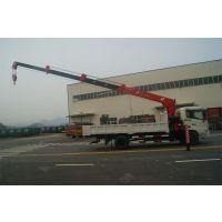东风天锦EQ5160JSQZM2带自卸随车吊古河10吨吊机
