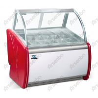 冷柜/硬质冰激凌柜/生产厂家/冰淇淋展示柜/冷冻展示柜/低温柜