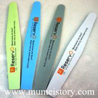 专业菱形砂纸指甲挫  EVA指甲锉 指甲修护用具
