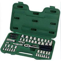 五金工具世达工具65件6.3x10MM系列公英制综合组套 09011 螺丝刀