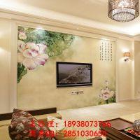 北宁瓷砖背景墙印花机设备玻璃浮雕背景墙设备厂家