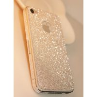 iphone4 4s iphone5超闪亮 全身贴膜 贴纸 炫彩钻石膜 彩贴