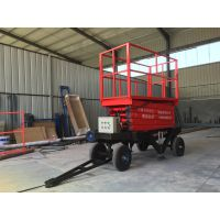 长兴县升降机品牌厂家 6米300公斤移动式液压升降台官方报价