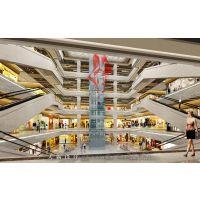 天霸设计空间形象塑造力与优秀的达州商场装修公司旗鼓相当