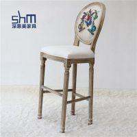深惠美家具(在线咨询)、酒吧椅定做、酒吧椅定做款式