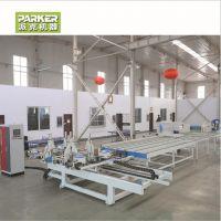 塑钢焊接机 塑钢门窗数控四位焊机 济南派克机器济南生产厂家