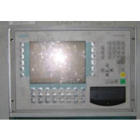 西门子6AV3637-1LL00-0AX0按键操作面板屏维修不可正常开机花屏白屏黑屏无背光