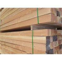 建筑工地专用落叶松方口料 现货供应 质量可靠