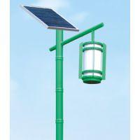 购买30W小区太阳能led庭院灯来华可普瑞芯片质保5年
