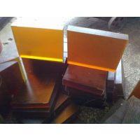 PSU板规格 琥珀色聚砜板 PSU板材 德国PSU板