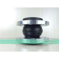 上海橡胶接头 DN80美标上海橡胶接头质保三年