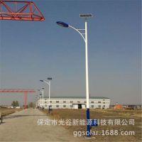 农村道路灯6米路灯 LED太阳能路灯价格 整套路灯批发