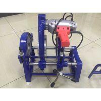 固丰63-160手推式单柱PE对焊机 铝压铸焊管机 对接热熔机PE焊接机