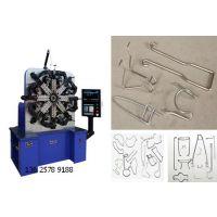 供应银丰1.0-6.0铁线工艺品成型机,线材工艺品自动生产设备