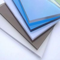 供应PC透明板,透明pc塑料板,透明板材生产厂家