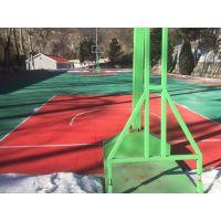 学校操场环保无毒首先悬浮拼装地板--沈阳美华体育用品有限公司