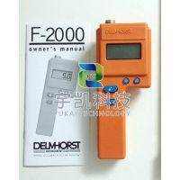 美国Delmhorst F-2000干草(牧草)湿度计