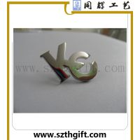 深圳工厂批量生产定做金属徽章 同辉锌合金压铸镂空徽章定做生产