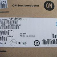 原装正品ON安森美 D45VH10G 8A 80V PNP功率晶体管 润京电子批发