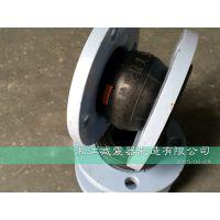 DN65淞江耐油橡胶接头厂家直销