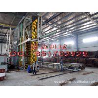 2500T重组竹地板热压机成套设备