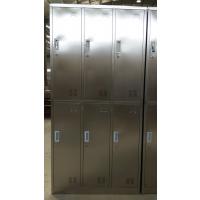 洛阳三威专业定制不锈钢柜九门更衣柜不锈钢更衣柜厂家