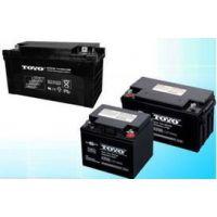 东洋蓄电池100ah12v铅酸免维护参数价格报价