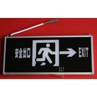 信德电子 厂家直销 普通型吊挂式标志灯 LED消防应急标志灯 LED消防应急疏散指示灯