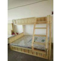 烟台瑞馨家具儿童床全实木高低床,双层床。欢迎到店里来