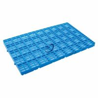 厂区货物装卸防潮板 货物堆放塑料防潮板