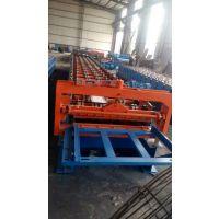 供应750型楼承板设备沧州兴益压瓦机厂制造