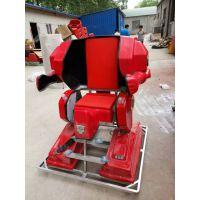 旋转机器人电动车一台多少钱 16年新款上市电动机器人怎么卖 旋转漂移机器人电动车