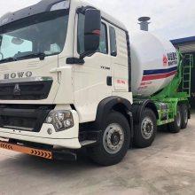 上海十方水泥搅拌车价格