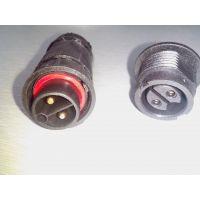 供应厂家直销高温防水接头 2芯-12芯防水连接器