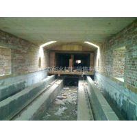 隧道窑吊顶防火衬里用陶瓷纤维模块生产和施工厂家