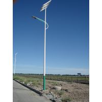 太阳能一体化路灯 太阳能锂电控制器 扬州汉能光电科技有限公司