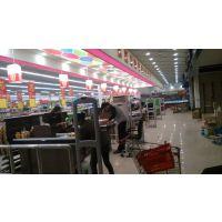 超市防盗门禁 超市防盗报警器 超市防盗器