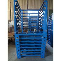 东莞锦川定制优质倒置式巧固架,套垒架生产厂家,移动式货架非标定做