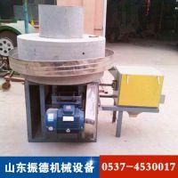 热销 多功能电动石磨面粉设备 振德牌全自动石磨组合机 产量大