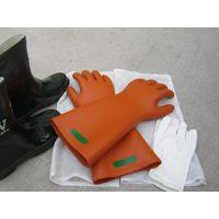 电工绝缘手套 带电作业用绝缘手套德派尔五金机具