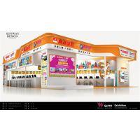 2016广州旅游展台设计制作搭建 旅游展展位设计搭建公司