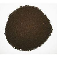 云南名膜优质天然锰沙价格 地下水除铁锰专用滤料 锰砂滤料 量大从优