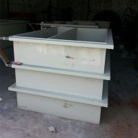 漳州市pp焊接塑料酸洗槽 耐化学腐蚀酸洗槽供应