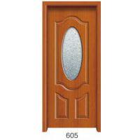 开心玻璃门系列605 轻奢木门创导品牌