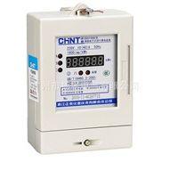 CHINT DDSY666 单相电子式预付费电能表 广州正泰总代理