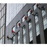常平外墙清洗公司 常平玻璃幕墙清洗 常平马赛克清洗公司