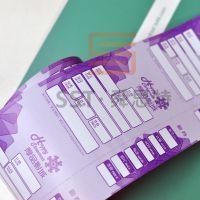 电影票印刷定制 二维码UV油墨三防热敏纸电影票工厂定制印刷