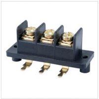 厂家直销万捷电子 WANJIE栅栏式接线端子,EM-3 汽车功放音响接线端子