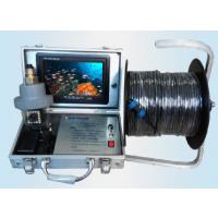 360度无限水平旋转水下录像仪水下摄像机