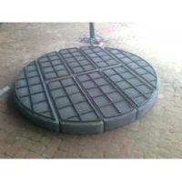 中和塔丝网除沫器价格 耐酸碱腐蚀 聚丙烯PP 不锈钢等材质 安平上善定做